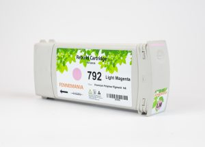 HP 792 775-ml Light Magenta Latex DesignJet Ink Cartridge(CH710A)
