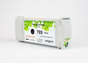 HP 789 775-ml Black Latex DesignJet Ink Cartridge(CH620A)