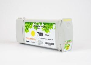 HP 789 775-ml Yellow Latex DesignJet Ink Cartridge(CH618A)