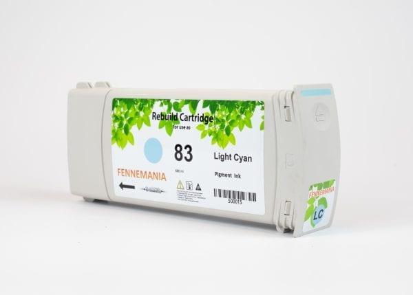 Light Cyan 680 mL HP83LC