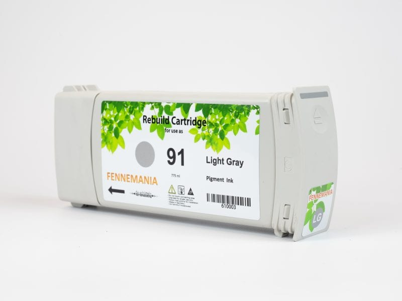 HP 91 Light Gray, C9466A