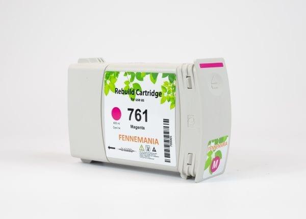 HP 761 400-ml Magenta DesignJet Ink Cartridge(CM993A)