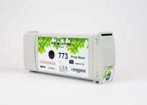 HP 773C 775-ml Photo Black DesignJet Ink Cartridge(C1Q43A)