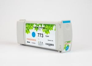 HP 773C 775-ml Light Cyan DesignJet Ink Cartridge(C1Q42A)