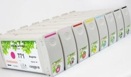 Set HP771 cartridges| compatible