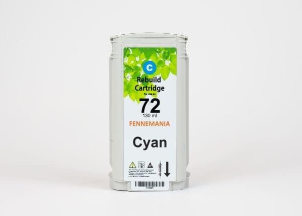 HP 72 Cyan, C9371A.