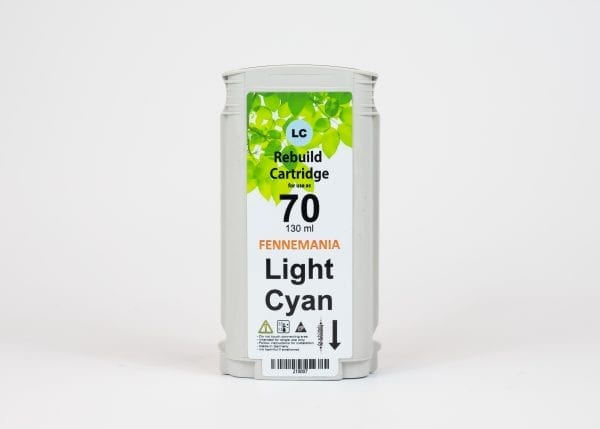 HP 70 C9390A Light Cyan