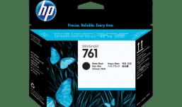 HP 761 Matte Black/Matte Black Designjet Printhead (CH648A)