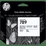HP 789 Light Magenta/Magenta DesignJet Printhead (CH614A)