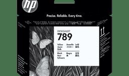 HP 789 Yellow/Black DesignJet Printhead (CH612A)