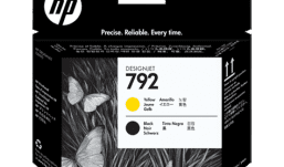 HP 792 Yellow-Black Latex Printhead