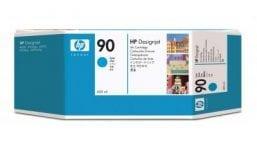 Genuine Cyan HP 90 Ink Cartridge - (C5061A)