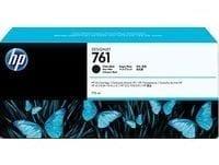 Genuine Matte Black HP 761 Ink Cartridge - (CM991A)