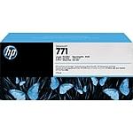 Genuine Photo Black HP 771C Ink Cartridge - (B6Y13A)