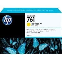 Genuine Yellow HP 761 Ink Cartridge - (CM992A)