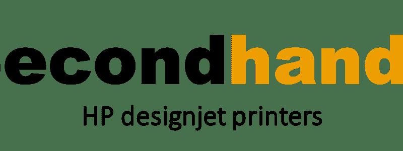 SecondhandsHP designjet printers