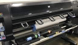 For sale 1 HP Designjet Z6200
