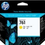 Testina di stampa giallo Designjet HP 761