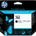 • Testina di stampa nero opaco/nero opaco Designjet HP 761